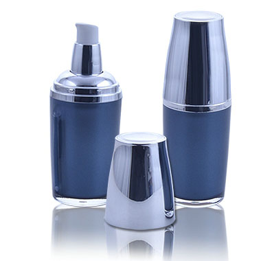 New Acrylic Cosmetic Pump Bottles