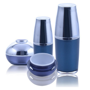 Innovative Luxury Acrylic Plastic Lotion Containers For Personal Care